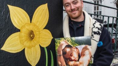 Photo of Sam Smith Releases New Album 'LOVE GOES' + 'Kids Again' Video!