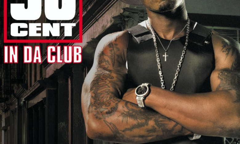"50 Cent's ""In Da Club"" Reaches 1 Billion Views on YouTube"