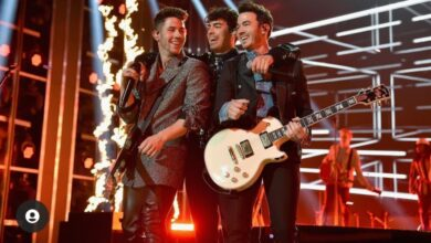 "Photo of Jonas Brothers Release Special Lyric Video for ""I NEED YOU CHRISTMAS""!"
