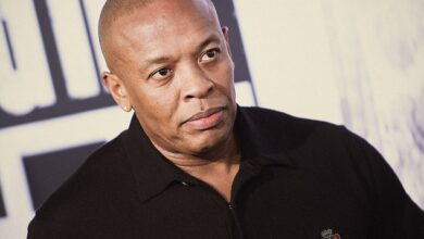 Photo of Dr. Dre Still In ICU A Week After Suffering Brain Aneurysm