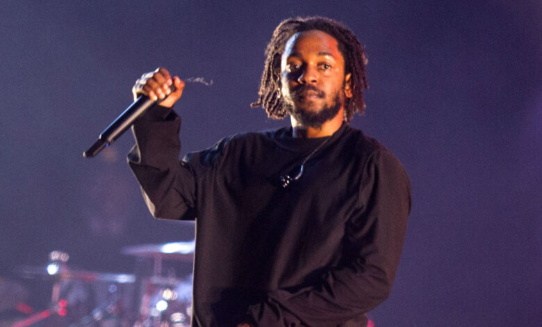 Kendrick Lamar's 'Good Kid, M.A.A.D City' Back In Top 10 on Album Sales Chart After Eight Years
