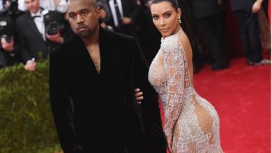 Photo of Kanye- Kim Kardashian Divorce In The Offing!