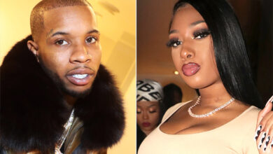 Photo of Megan Thee Stallion Dispels Rumors About Tory Lanez Case