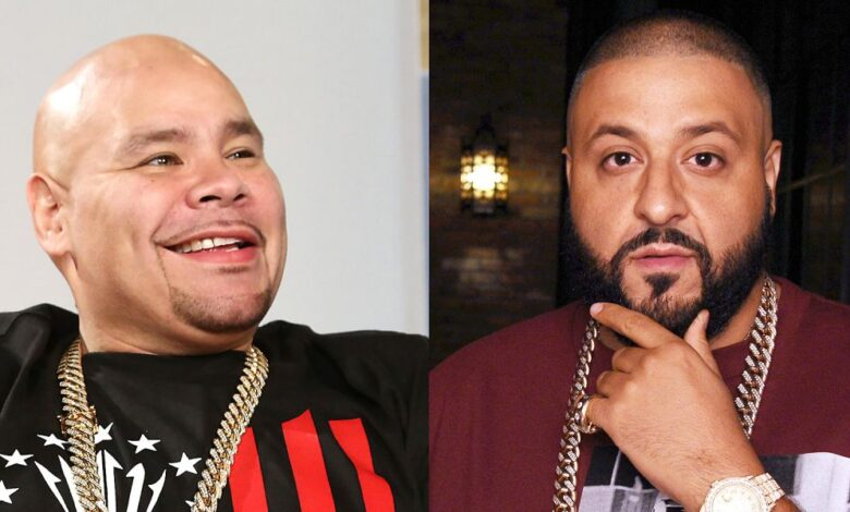 DJ Khaled And Fat Joe Announce Joint Venture On OnlyFans