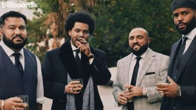 Photo of The Weeknd On The Crew That Boosted Him From 'Basically Homeless' To The Super Bowl
