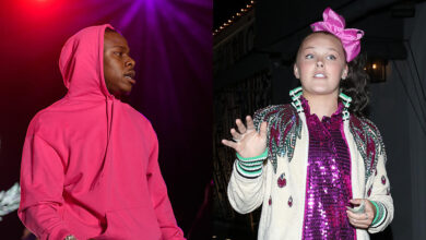 """Photo of DaBaby Gets Roasted For Calling Jojo Siwa A """"B*tch"""""""