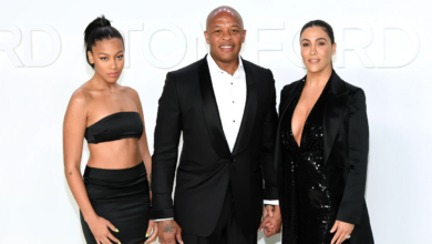 Photo of Dr. Dre Spotted With Mystery Woman Amid  Divorce From Nicole Young