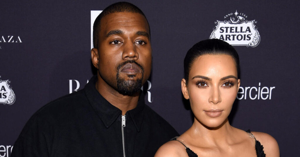 Kim Kardashian West Officially Files For Divorce From Kanye West