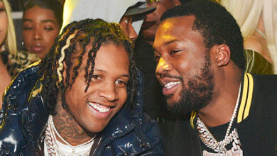 Photo of Lil Durk Or Meek Mill? Twitter On Fire  As Debate About Who's The Bigger Artist Rages!