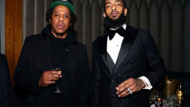 Photo of Watch: Lebron James Previews New JAY-Z Song Featuring Nipsey Hussle!
