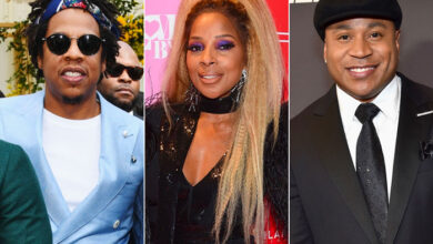 "Photo of Jay-z, LL Cool J & Mary J. Blige Nominated For ""Rock and Roll Hall Of Fame"" Induction 2021"
