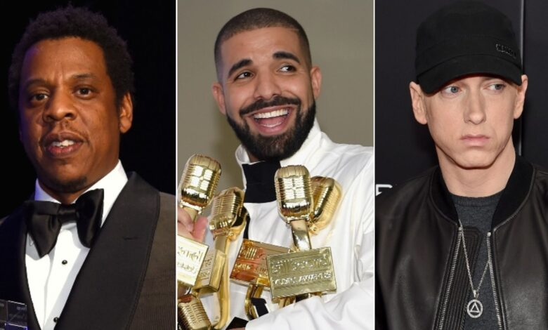 Here Are Top 10 Rappers With The Most Grammy Wins