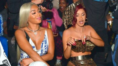 Photo of Saweetie Rules Out Beef With Cardi B, Announces Plans To Collaborate