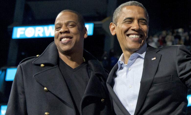 Former President Barack Obama Names His Favorite Jay-Z Song