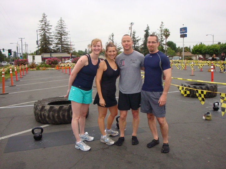 Ah, CrossFit days...