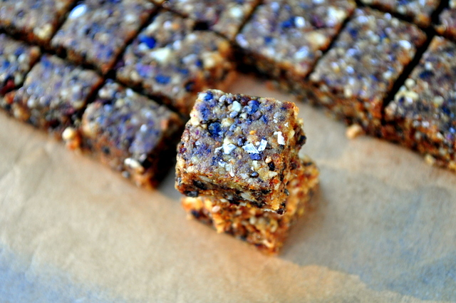 Survival Bites: A Recipe For Long Hikes