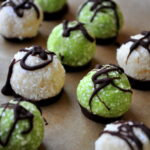 Green Tea Macaroons - whatrunslori.com