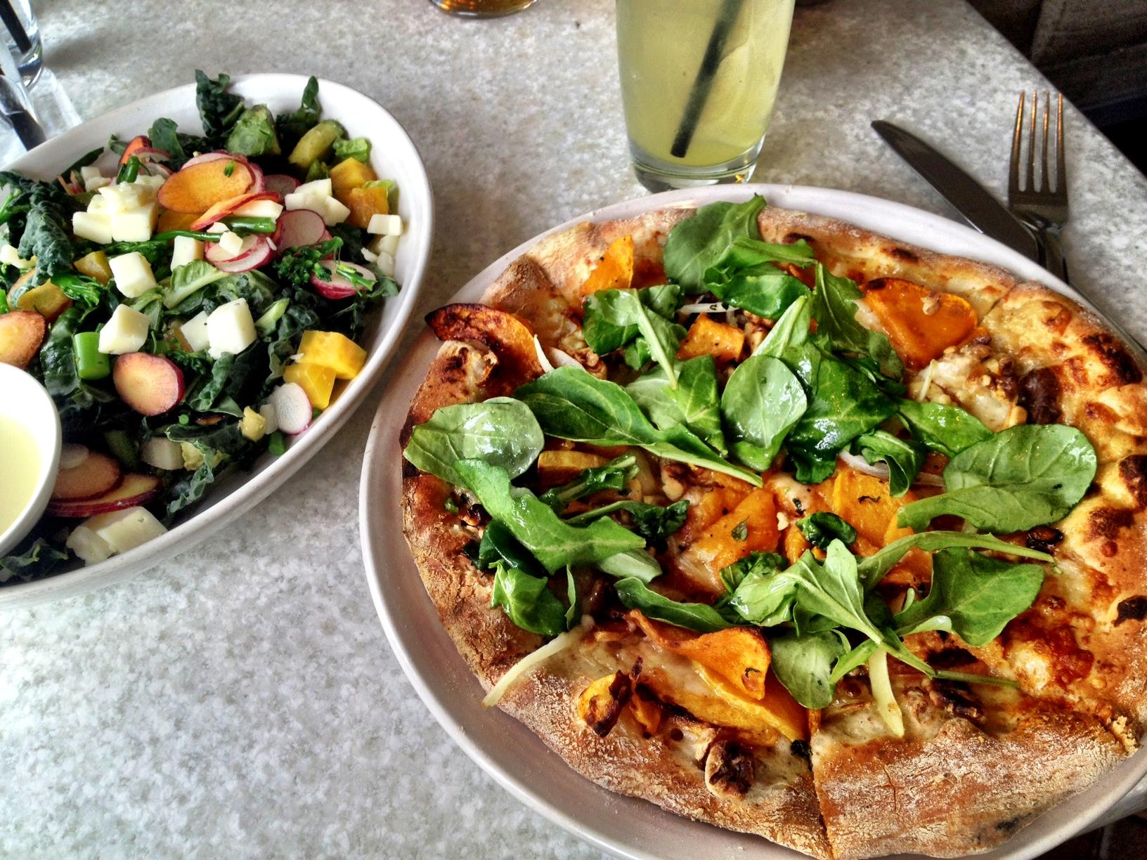 True Food Kitchen Pizza