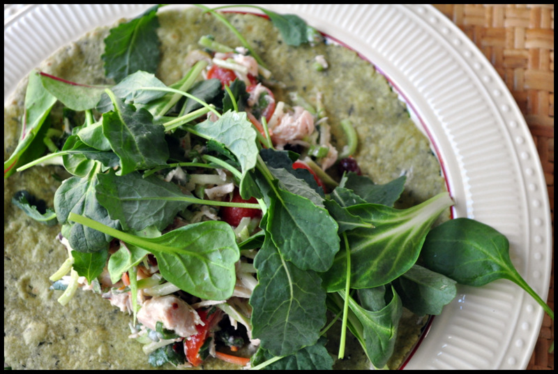Mediterranean Paleo Chicken Salad