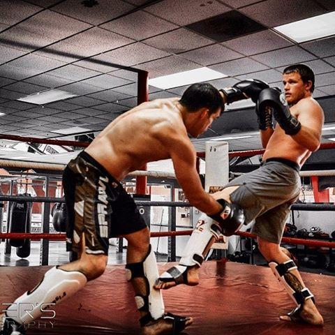 Nate Fighting