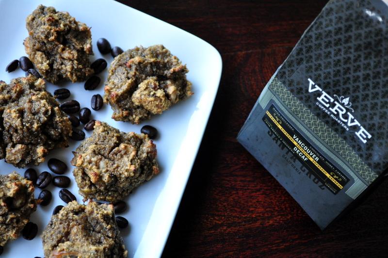 Paleo Coffee Cookies