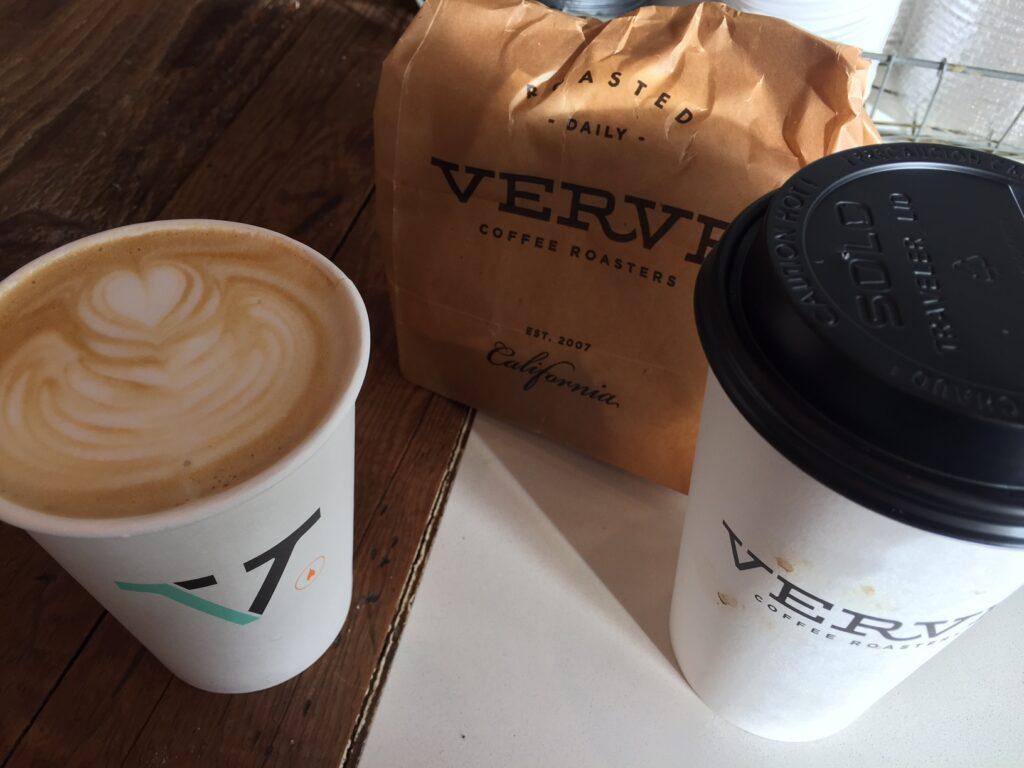 Verve Coffee - Santa Cruz