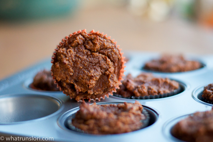 5 Reasons to be addicted to Pumpkin Gingerbread Paleo Muffins