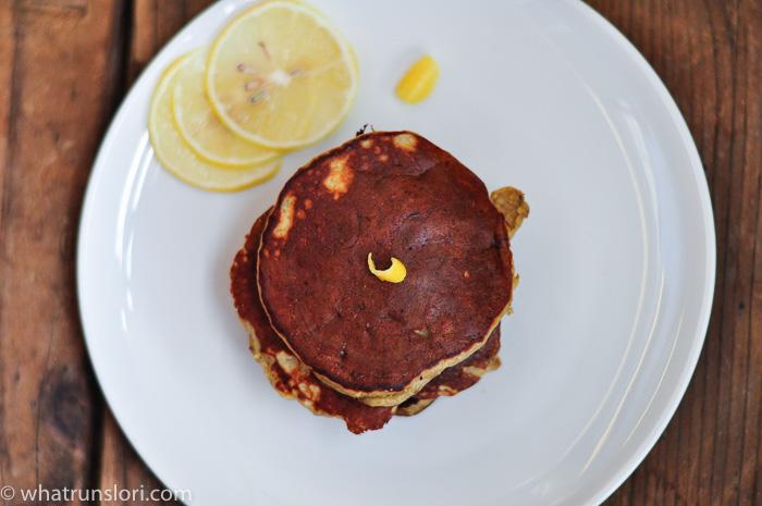 Lemon Chia Cake Batter Protein