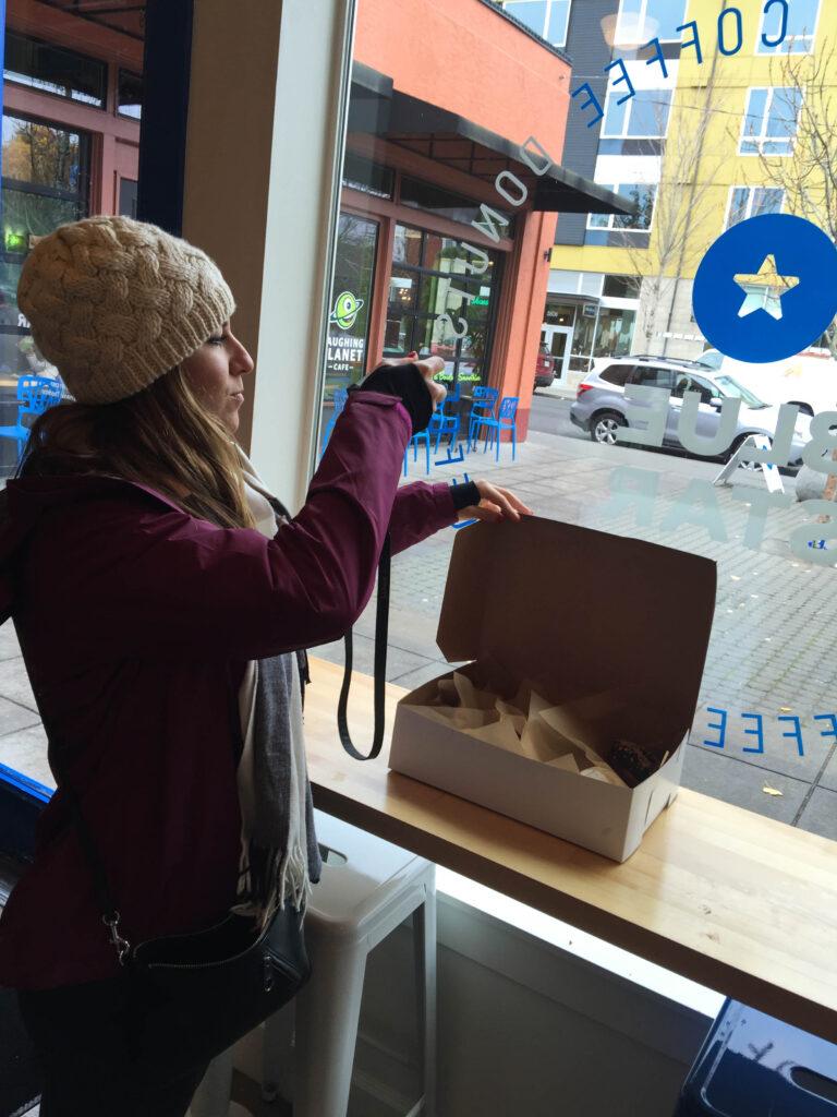 What Runs Lori at Blue Star Donuts