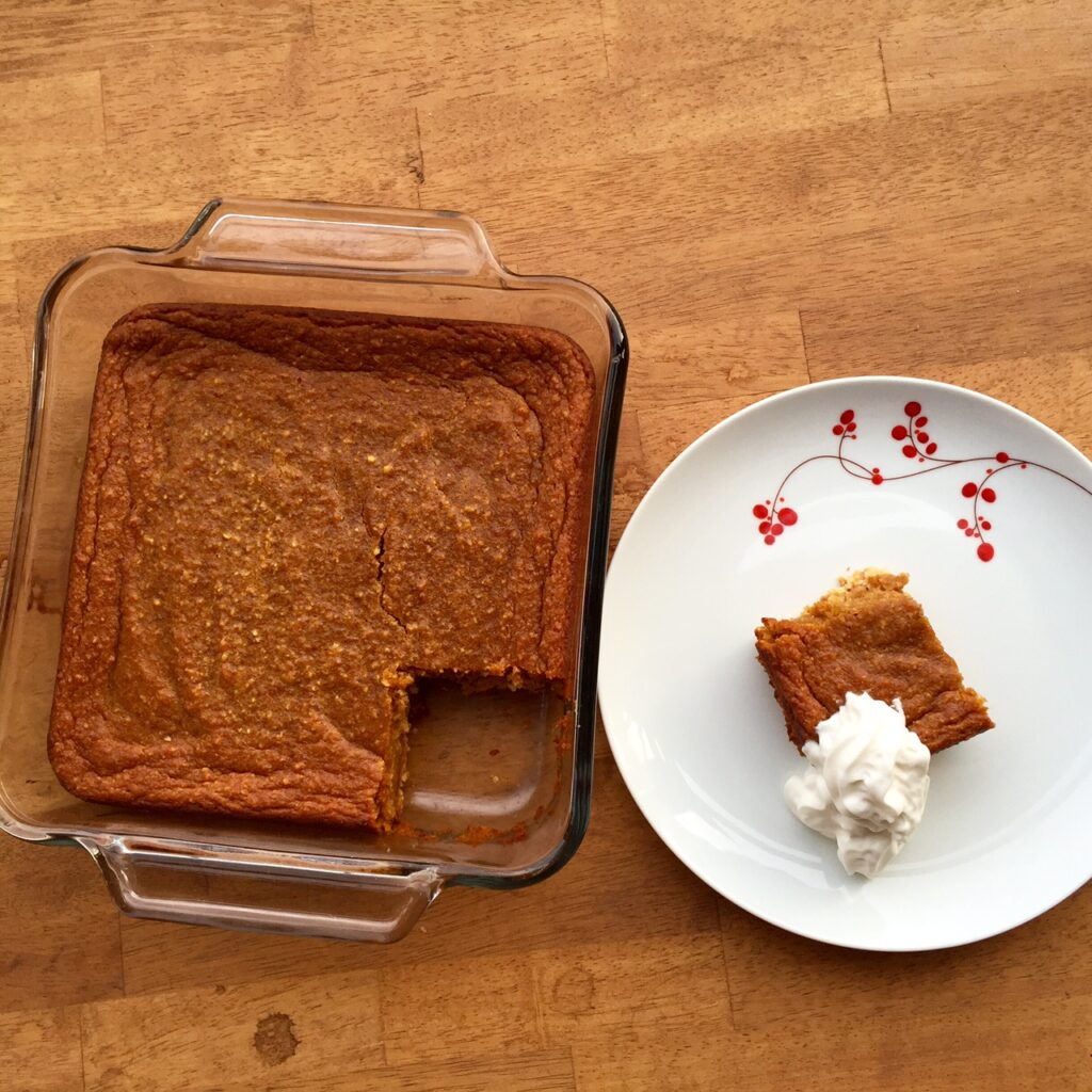 Pumpkin Pie Bars - whatrunslori.com