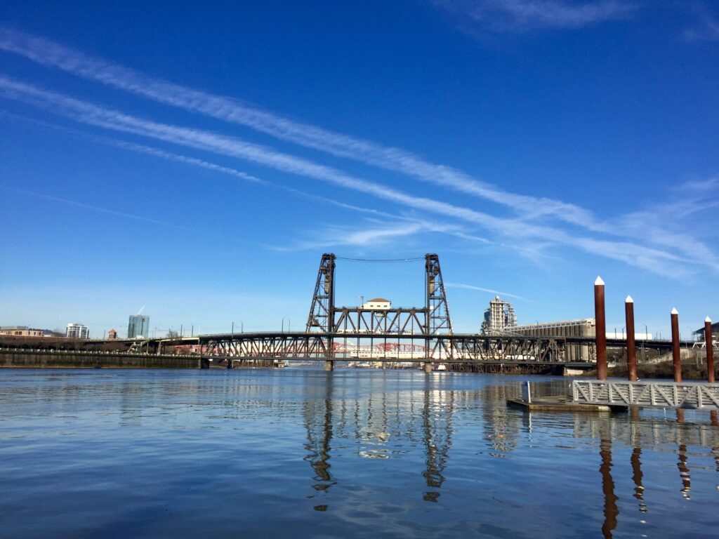 Portland Bridges - whatrunslori.com