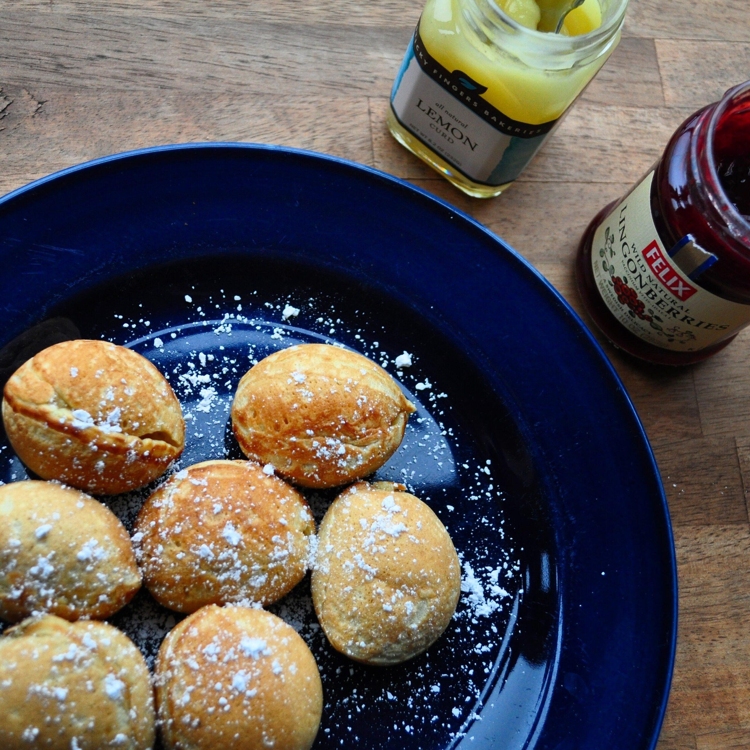 How to Make Aebleskivers (Danish Pancakes!)