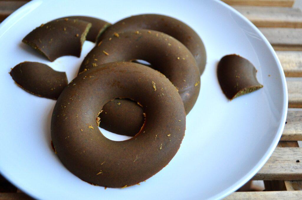 Phat Fudge Donuts
