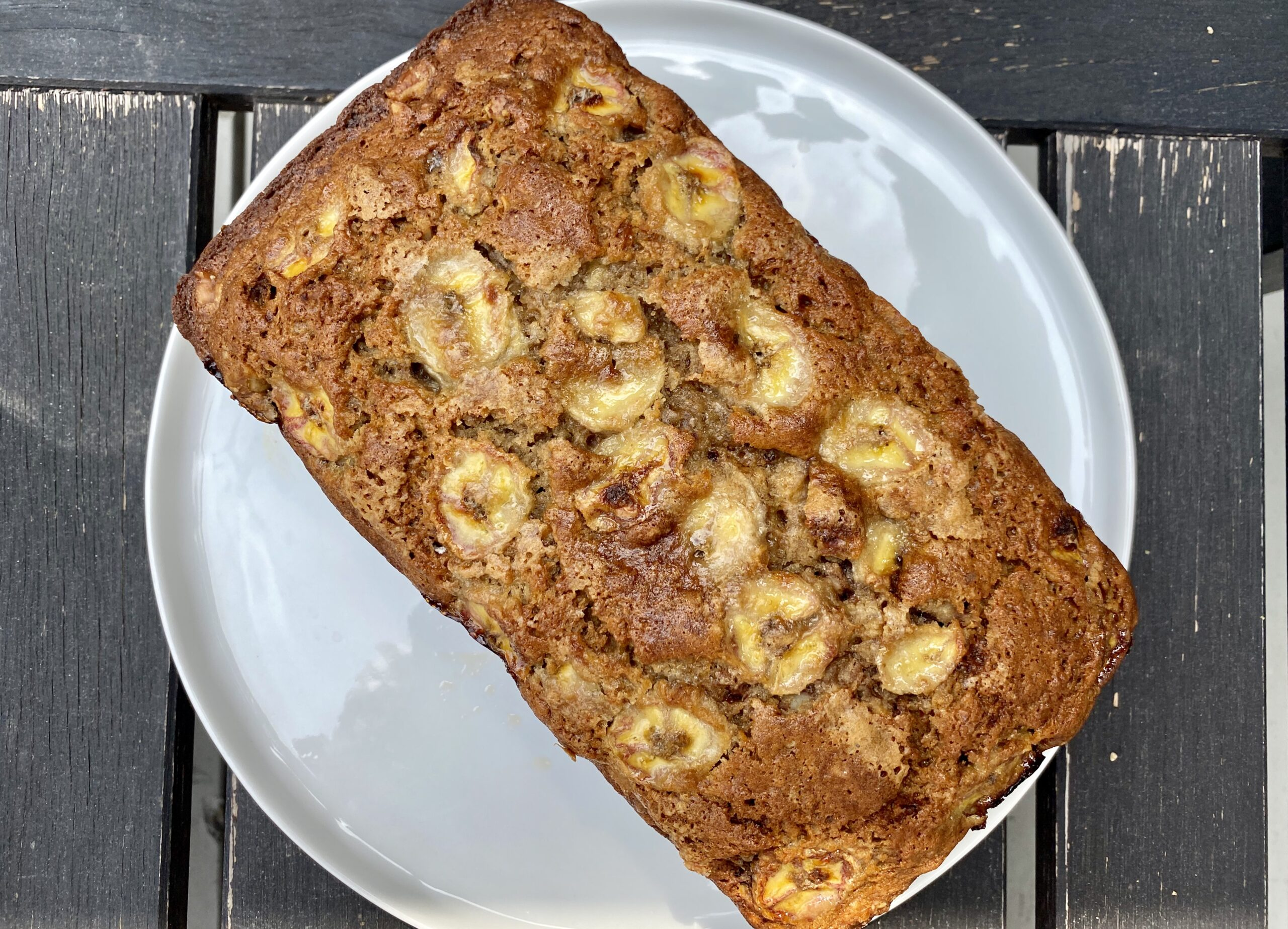The BEST Sourdough (Discard) Banana Bread