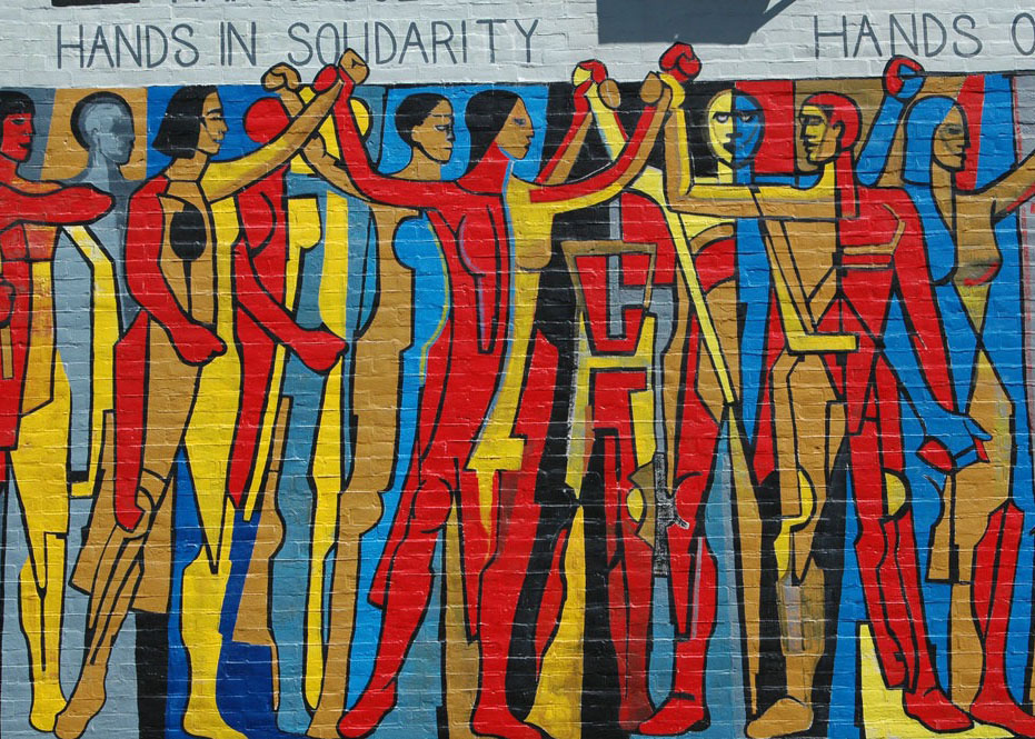 Scaling Economic Solidarity: The Pandemic, Nonprofits, and Power