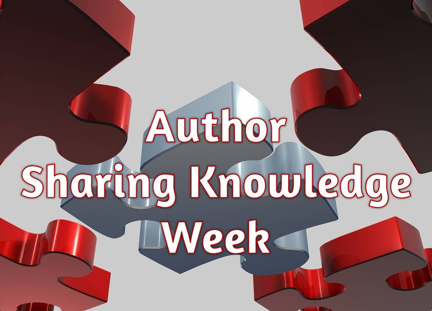 Author Knowledge Sharing Week