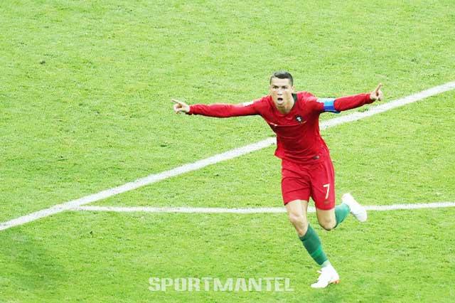 """""""เค้าทำได้"""" Cristiano Ronaldo พาทีมเข้าชิง เนชั่นส์ลีก"""