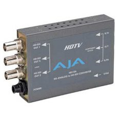 AJA HD ANALOG to HD-SDI Converter