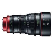 Canon 15.5-47mm T2.8 Cinema Zoom