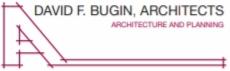 David F. Bugin, Architect