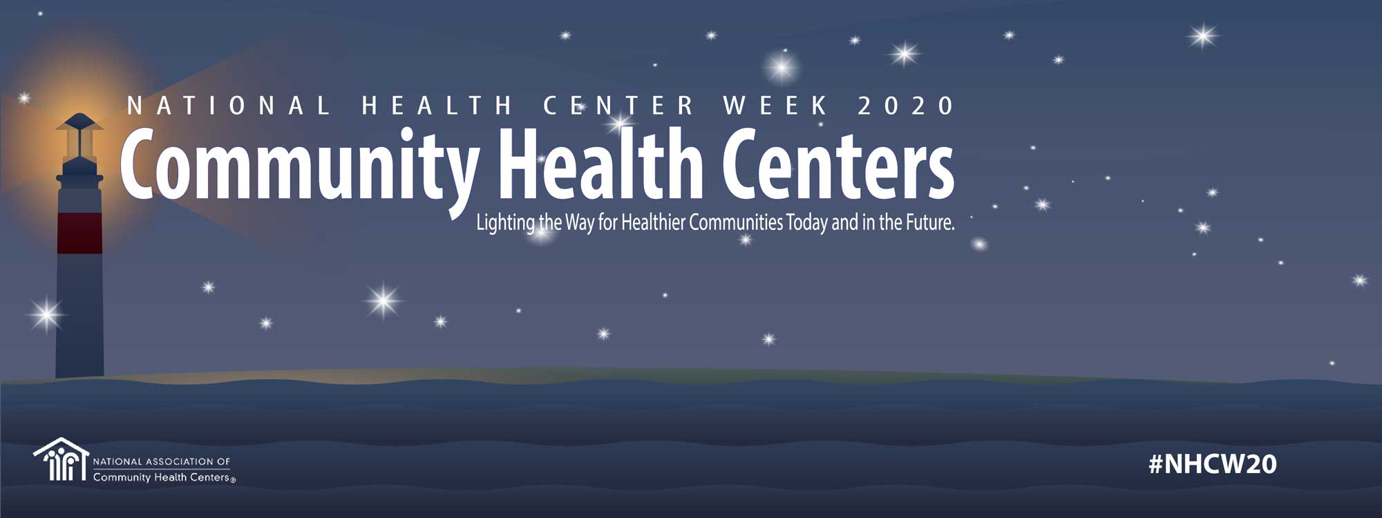 National Health Center week header