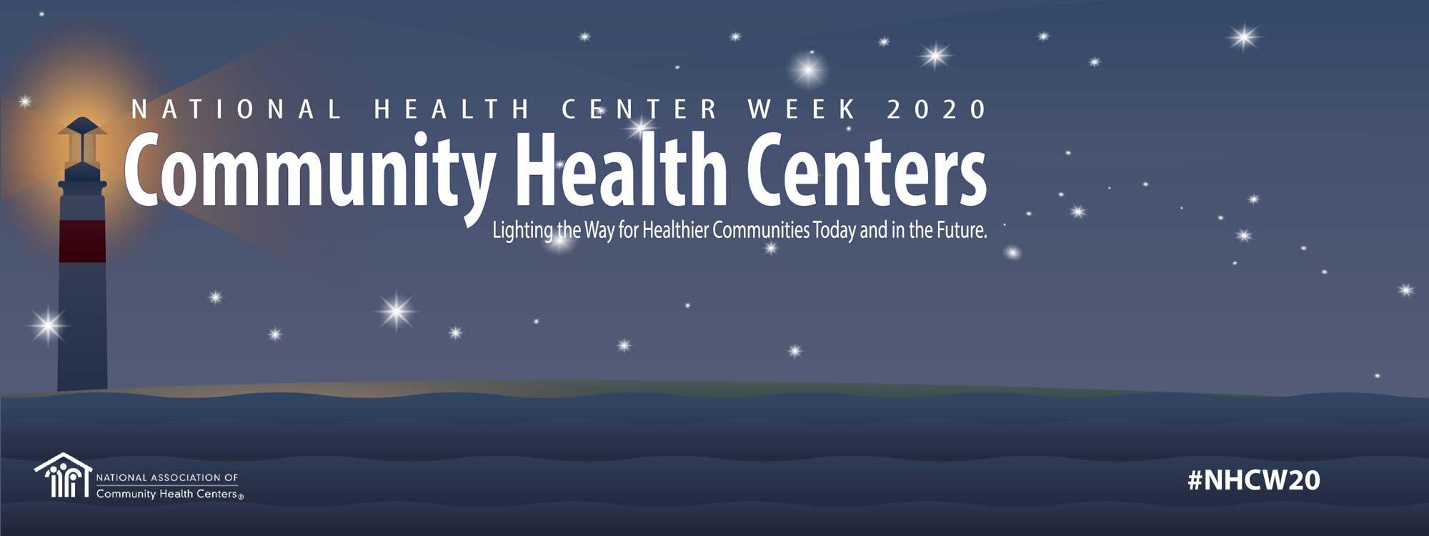 National Health Center week header