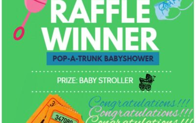 Community Baby Shower Raffle Winner Announced