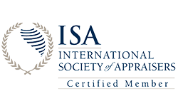 International Society of Appraisers Accredited Member