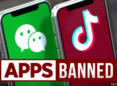 restrictions on Tiktok and WeChat