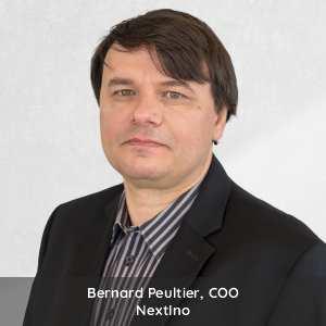NextIno Bernard Peultier
