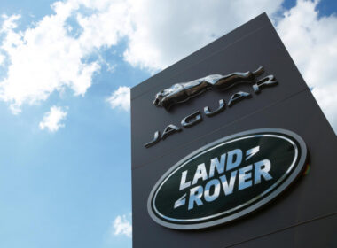 jaguar land rover all electric cars