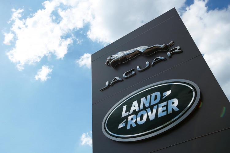 jaguar land rover all electric cars