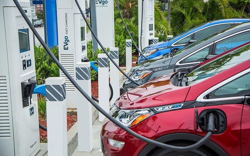 general motors EV charging