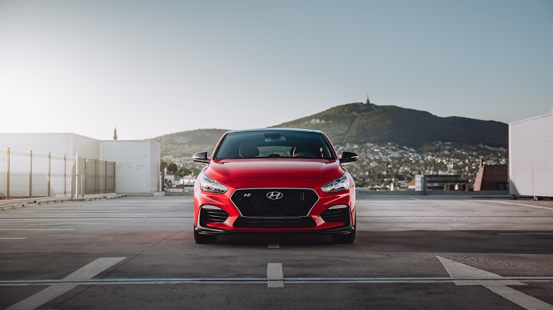 hyundai ionic 5 in-car payment